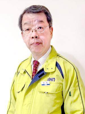 代表取締役社長 河内 秀史